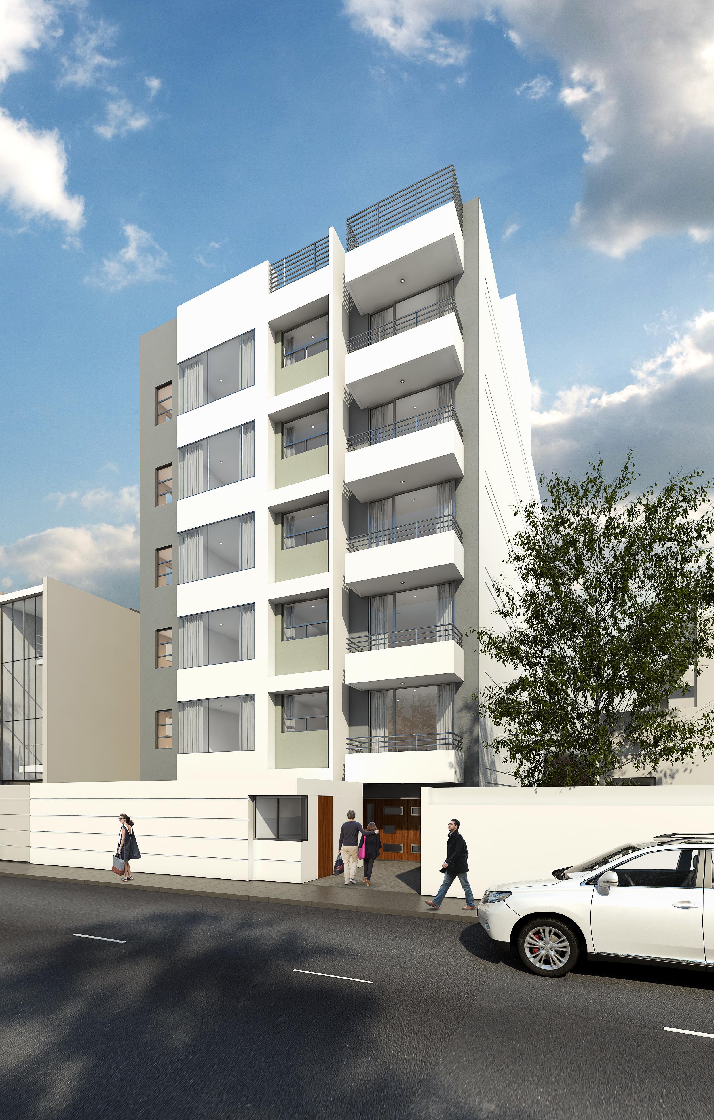 Apolo Apartamentos – No. 6A