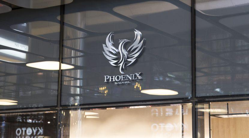 MockUp Phoenix Logo